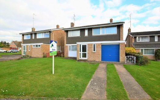 House sold by James Anthony Estate Agents