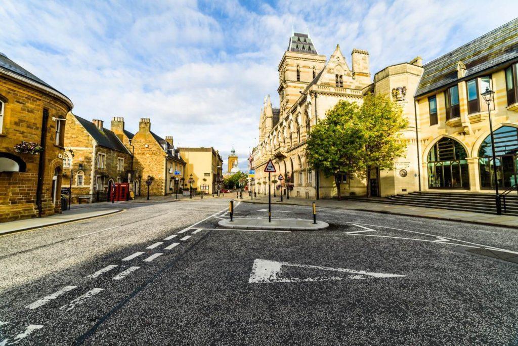 Northampton hotspots to buy property